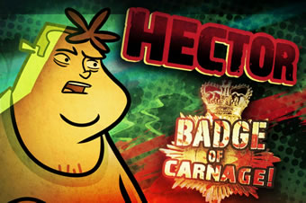 Hector: Badge Of Carnage Review