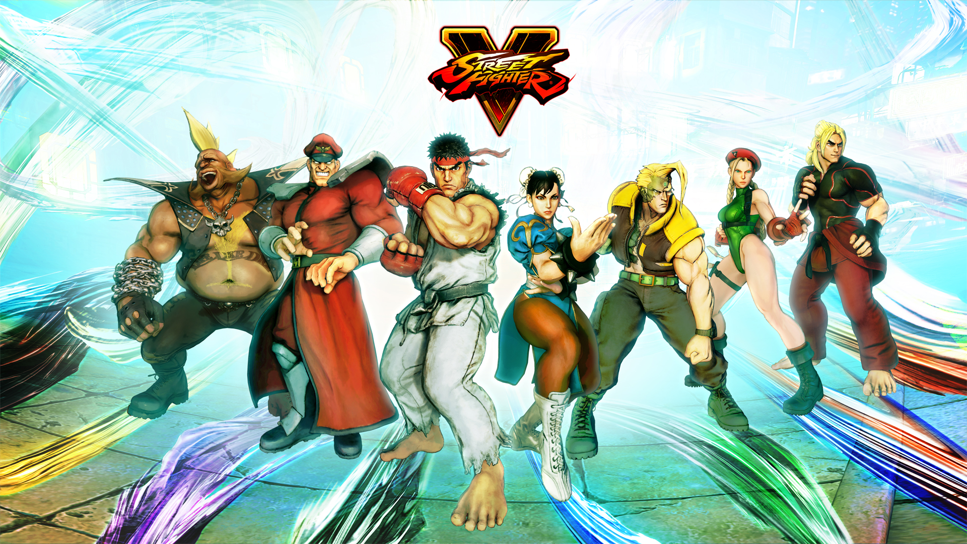 Street Fighter V Beta Phase 2