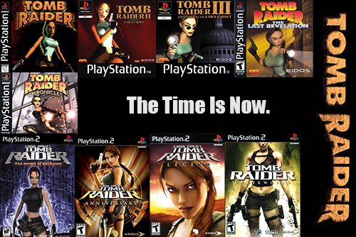 The Time Is Now: Tomb Raider